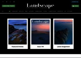 landscapephotographymagazine.com
