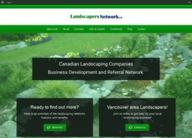 landscapersnetwork.ca