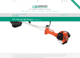 landscapespecification.com