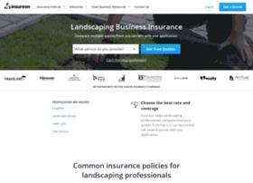 landscaping.insureon.com
