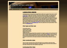 landscapingarbors.com