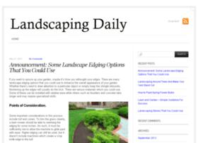 landscapingdaily.com