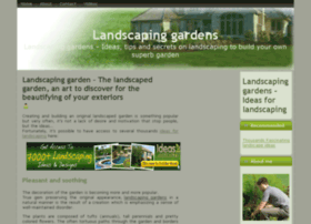 landscapinggardens.org
