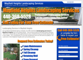 landscapingservicesinmayfieldheights.com