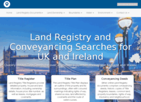 landsearch.net