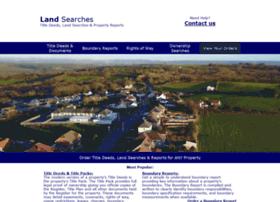 landsearches.co.uk