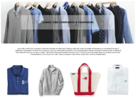 landsend-teamwear.co.uk