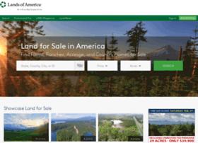 landsofamerica.com