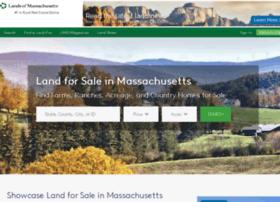 landsofmassachusetts.com