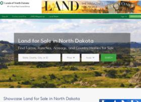 landsofnorthdakota.com