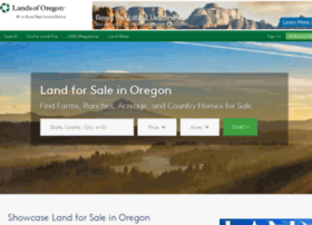 landsoforegon.com