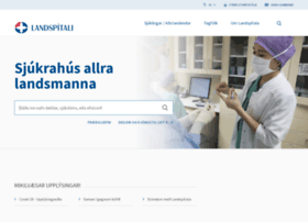 landspitali.is