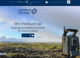 landtechsurveys.co.uk