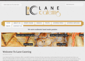 lanecatering.com