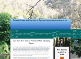 lanecoverivertouristpark.com