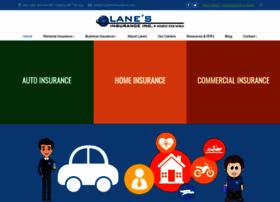 lanesinsurance.com