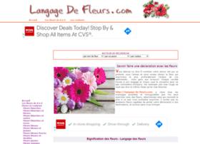 langage-de-fleurs.com