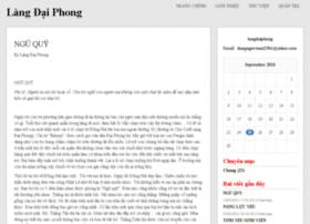 langdaiphong.vnweblogs.com