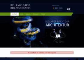 lange-nacht-der-architektur.de