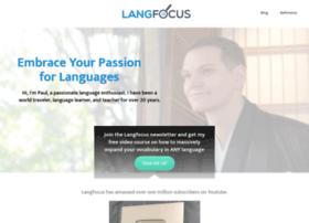 langfocus.com