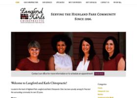 langfordchiropractic.com