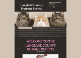 langladecountyhumanesociety.org