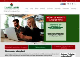 langlandinstitute.com