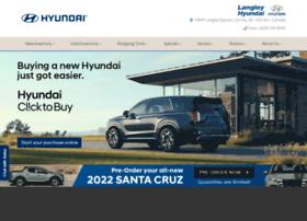 langleyhyundai.com