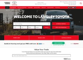 langleytoyota.com