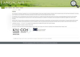 langscape.org.uk