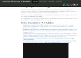 langtech.autodesk.com