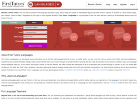 language-learning.firsttutors.co.uk