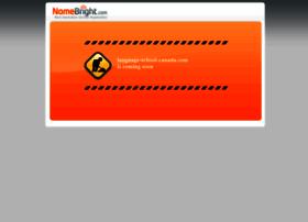 language-school-canada.com