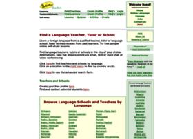 Language-school-teachers.com