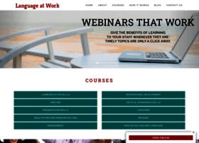 languageatwork.com