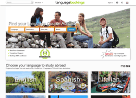 languagebookings.com