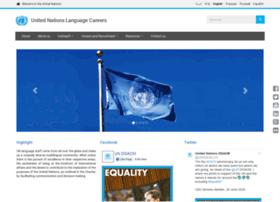 languagecareers.un.org