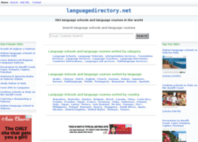 languagedirectory.net