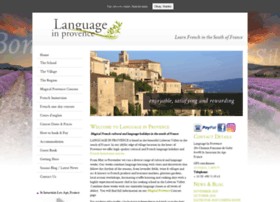 languageinprovence.com