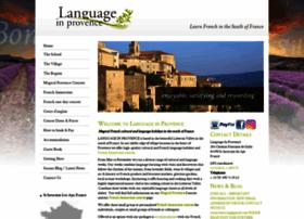 languageinprovence.com