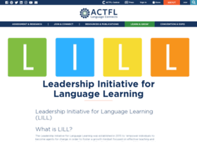 languageleadership.org