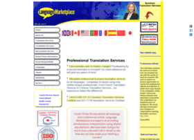 languagemarketplace.ca