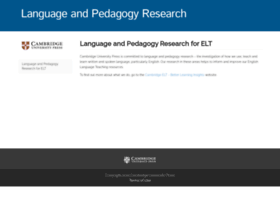 languageresearch.cambridge.org
