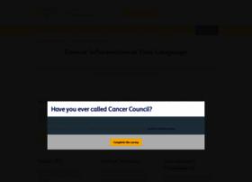 languages.cancercouncil.com.au
