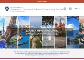 languages.rice.edu