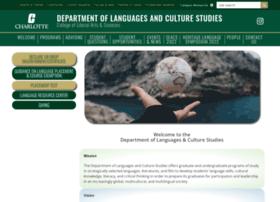 languages.uncc.edu
