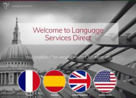 languageservicesdirect.com