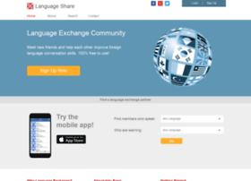 languageshare.net