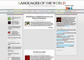 languagesoftheworld.info