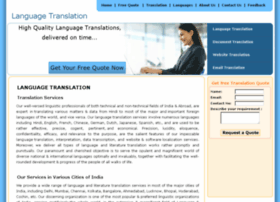 languagetranslation.indianconsultancy.com